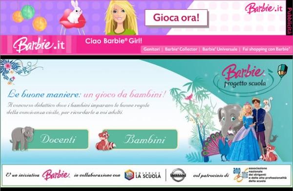 Barbie - Mattel