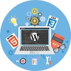 icona di WordPress Development